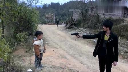 爆笑许华升:欺负小朋友,小孩爸爸看见许华升