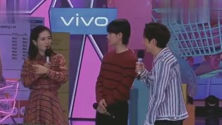 娱乐:谢娜说出自己代表的地方,何炅觉得谢娜