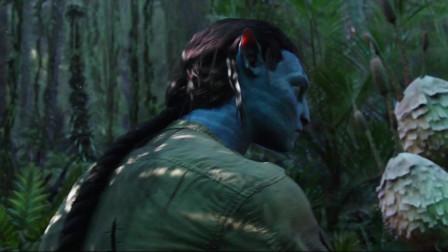 神之化身:美女外星人刚想猎杀男主,结果一只