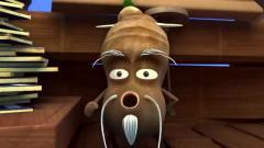 土豆侠:无牙大叔糗事被撞,转而传授大家调息
