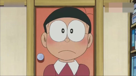 哆啦A梦:大雄被美女夸赞,全国第一优秀男孩子
