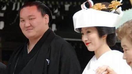 日本美女为啥争相嫁给相扑选手?除了有钱,还