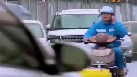 《家庭幽默录像》:外卖小哥追求的是速度,这