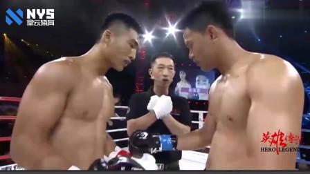 154战124胜的泰拳王又怎样,来华嚣张还不是被中