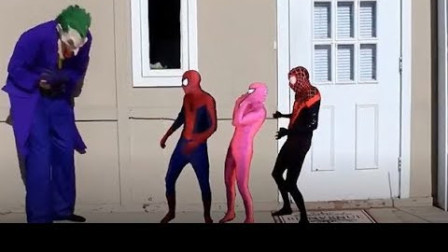 蜘蛛侠的快乐时光,蜘蛛侠被恶搞
