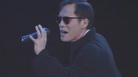 音乐:罗大佑歌曲唱到一半,黄霑小跑着上台共