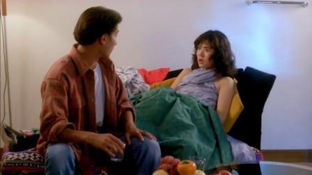 同床:美女被华仔看光,却开心极了,不料华仔