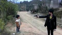爆笑许华升:欺负小朋友,被小孩爸爸追着打