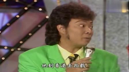 综艺:张菲费玉清一唱一和赞美胡慧中,逗得胡