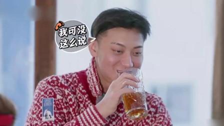 黄子韬录综艺毫无偶像包袱,脸冻得红肿,网友
