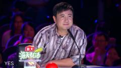 中国达人秀:曾被美国达人秀看中的表演,看完