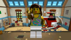 乐高城市 汽车积木游戏 131期美女 儿童玩具积木