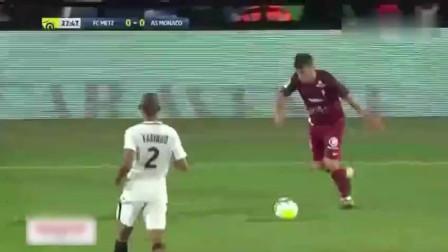 法甲-法尔考致胜球摩纳哥跨赛季联赛15连胜创法甲纪录