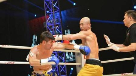 韩国跆拳道世界冠军被他三下五除二KO,韩国美女