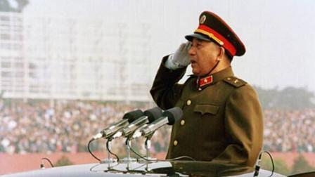 建国35周年大阅兵总指挥是谁 37岁入朝浴血上甘岭 带出一王牌军
