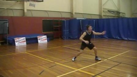 防守敏捷性训练,欧洲篮球学校从入门到职业必练步伐