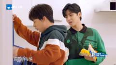 综艺:侯明昊陪同郭麒麟去超市买吃的,郭麒麟