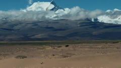 平均海拔4500米的阿里南线,世界边界的风景,才