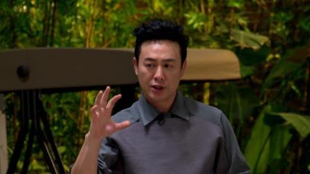张颂文沙滩上课,演员失误细节逃不过他的火眼