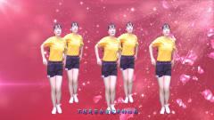 热门DJ广场舞《多情的雨夜更想你》简单舞步美女