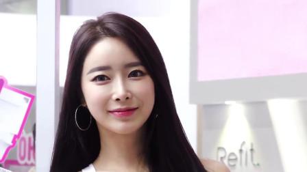 时装秀:韩国顶级车模素衣,这位美女真是魅力