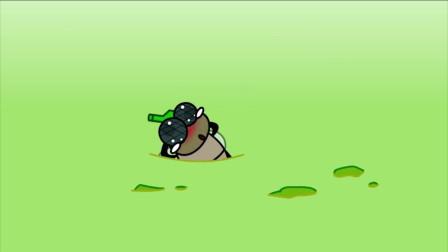 *瓶小星:苍蝇的畅游,真实搞笑动画短片
