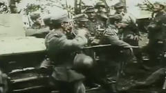 珍贵二战影像,曝光当时纳粹真正的军事装备,