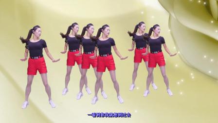 动感DJ广场舞《算你狠》,美女舞姿新潮,火辣迷