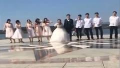 爆笑:小孩一句话,新娘面子挂不住了,辣眼睛