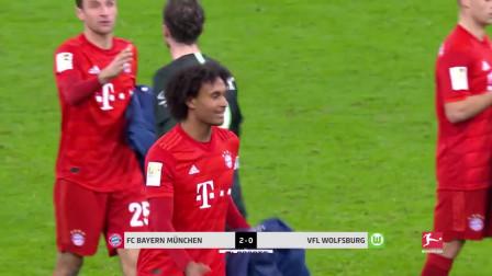 18岁神替补连续2轮出场2分钟破门!拜仁2-0击败沃