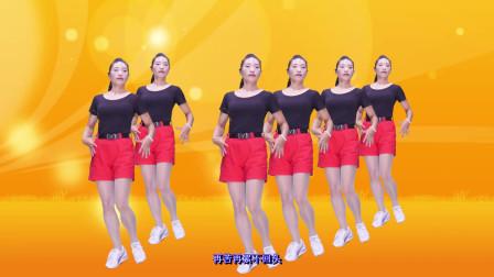 DJ广场舞《闯码头》,动感旋律,美女迷人带劲火