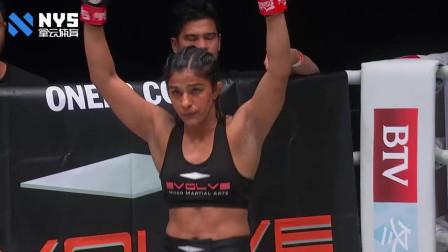 印度摔跤冠军暴虐韩国美女,地面狂砸对手判决
