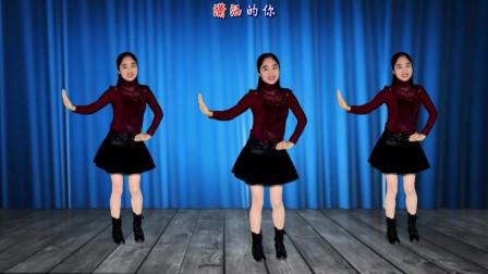 气质美女广场舞《你的样子》抖音最新流行, 动感