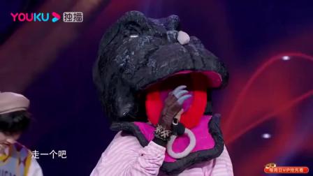 蒙面唱将:大张伟杨迪大跳野狼disco,台下美女嘉