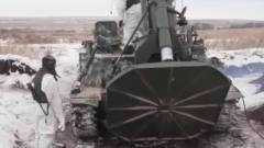 军事:世界现役最大口径240毫米迫击炮,炮弹最