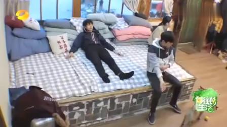 综艺:魏大勋录节目我就遇见杨迪,吵也吵不过