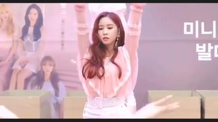 韩国美女舞蹈视频,宇宙少女简直美炸裂!