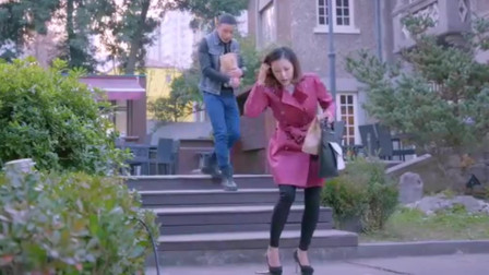 克拉恋人:霸气美女徒手掰断鞋跟,罗晋惊了-母