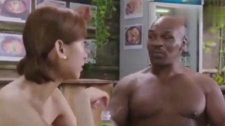 拳王泰森这么强壮,却连个瓶盖都打不开?