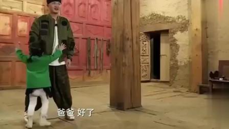 综艺:耿乐儿子想妈妈了,饺子原地跳海草舞,