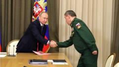 大规模军事冲突可能发展,俄总参谋长警告美国