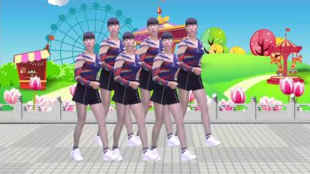 广场舞经典《粉红色的回忆》,美女动人舞姿,