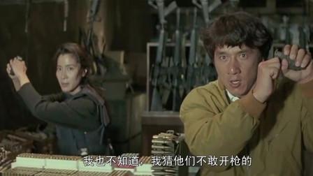 龙叔说假装扔炸弹,美女竟直接扔了出去,竟还