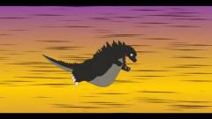 恐龙乐园搞笑动画 哥斯拉的爆笑沙漠历险记