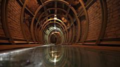 """中国罕见的""""地下长城"""",700年无人发现,历代"""