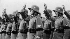 二战时期,美国为何没有站在军事实力更强的德