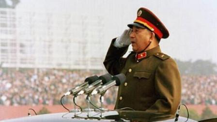 1984年大阅兵总指挥是谁 37岁浴血上甘岭 带出王牌军队