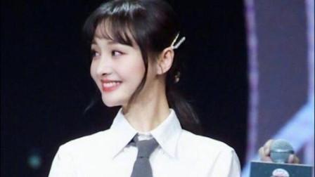 郑爽、康辉、李晨同框录央视综艺,爽妹子一身