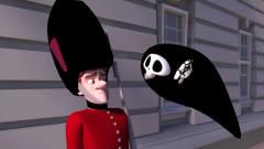 搞笑动画短片:死神现在对人不再是镰刀了,而