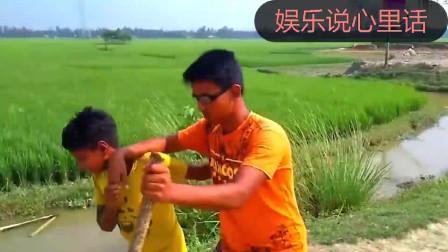 国外农村搞笑锦集,跟国内的网友一样,无聊加